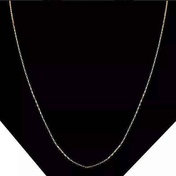 Cordão Masculino De Ouro 18k 750 Frete Grátis