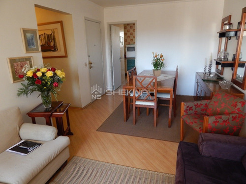 Imagem 1 de 15 de Apartamento - Brooklin Paulista - Ref: 22201 - V-22201