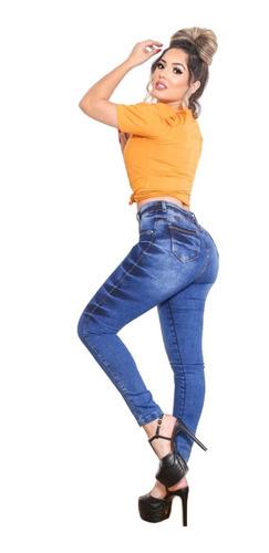 Imagem 1 de 4 de Calça Skinny Jeans Cs008 By Bellatotti