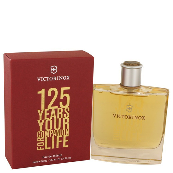 Perfume Victorinox 125 Years Your Companion Four Life 100ml