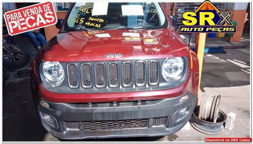 Imagem 1 de 9 de Sucata Jeep Renegade Sport 1.8 4x2 1.8 Flex Mec Baxado Peças