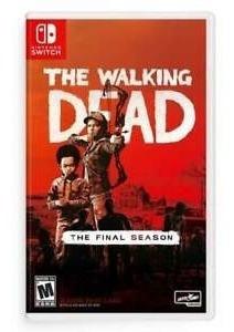 Juego The Walkin Dead Nintendo Switch Nuevo Original