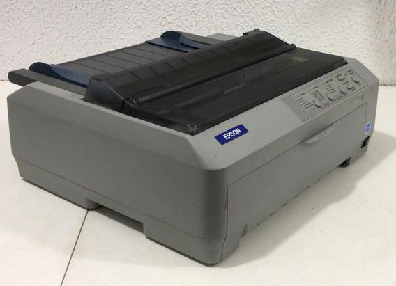Impressora Matricial Epson Fx-890 120v *ler Descrição*