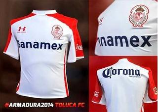 Camisa Under Armour Toluca 100% Tam M Original Com Nfe