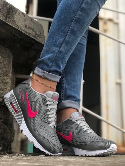 pulmón Revolucionario taller  Grasa Nugget Para Zapatos - Tenis Nike para Mujer Gris oscuro en Mercado  Libre Colombia