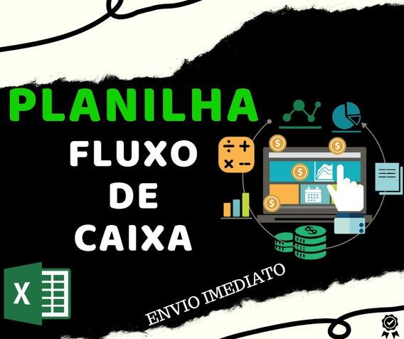 Planilha Excel Fluxo De Caixa