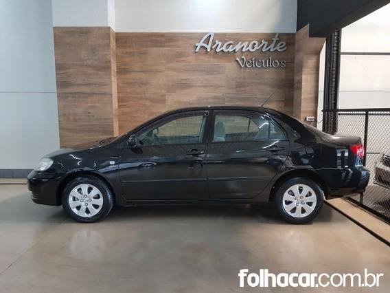 Corolla Sedan Xei 1.8 16v