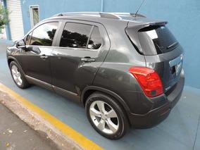 Chevrolet Tracker Ltz 1.8 Automático 2014 Cinza Flex