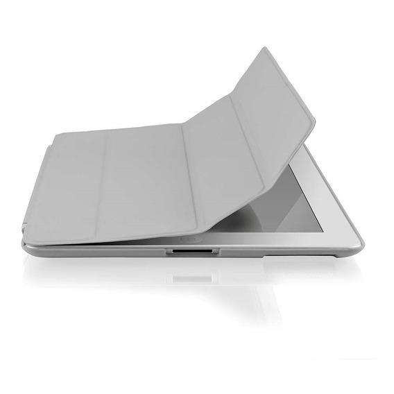 Case E Suporte Multilaser Double Smart Cover Cinza - Bo163