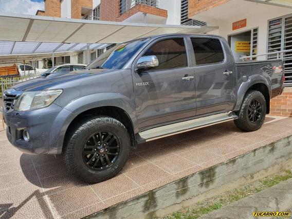 Toyota Hilux Vigo Europea