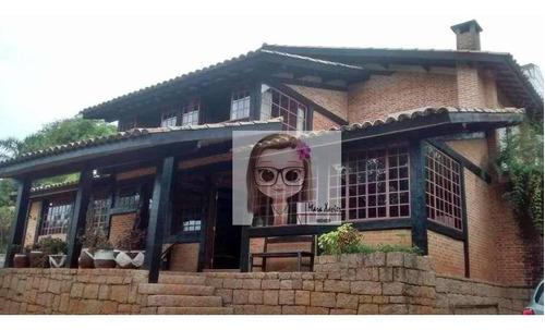 Chácara Com 4 Dormitórios À Venda, 1100 M² Por R$ 1.200.000,00 - Caixa D´água - Vinhedo/sp - Ch0156