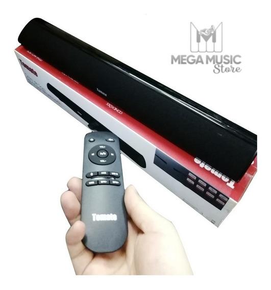 Caixa De Som Soundbar Bluetooth P/ Tv Celular 60w Promoçao