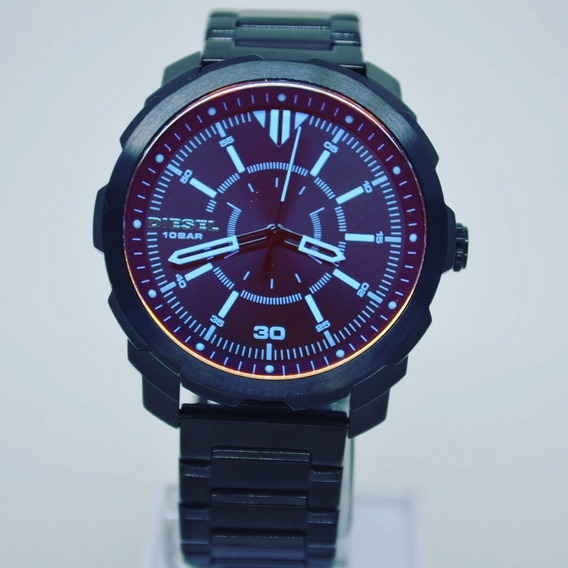 Relógio Diesel Dz1737 Unissex Aço Original