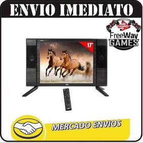 Televisão 17 Bak Bk-1750isdbt + Nfe + Oem