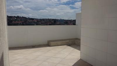 Cobertura Com 2 Quartos Para Comprar No Novo Glória Em Belo Horizonte/mg - 9908