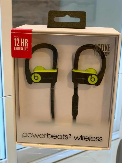 Fone De Ouvido Powerbeats 3 Wireless