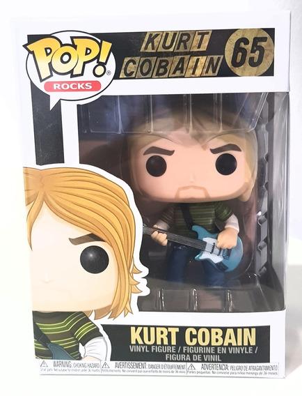 Kurt Cobain- Nirvana Funko.pop