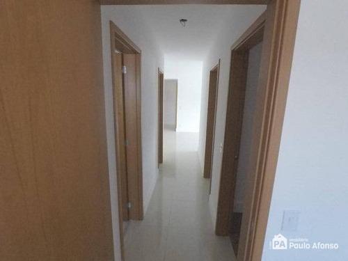 Imagem 1 de 16 de Apartamento Com 3 Dormitórios À Venda, 97 M² Por R$ 685.000,00 - Centro - Poços De Caldas/mg - Ap1577