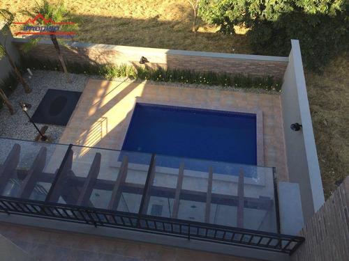 Casa Com 3 Dormitórios À Venda, 209 M² Por R$ 900.000,00 - Loteamento Atibaia Park Ii - Atibaia/sp - Ca4489