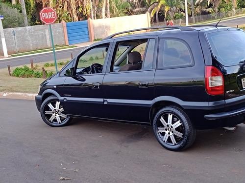 Chevrolet Zafira 2006 2.0 Elegance Flex Power 5p