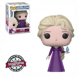 Funko Pop Disney 594 Frozen 2 Elsa Special Edition