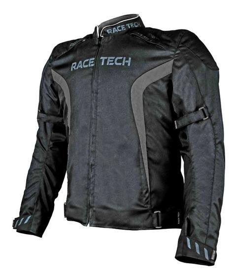 Jaqueta Para Moto Race Tech Rider Masculina
