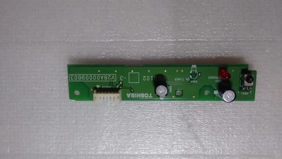 Sensor Remoto Toshiba 37hl86 V28a00009603
