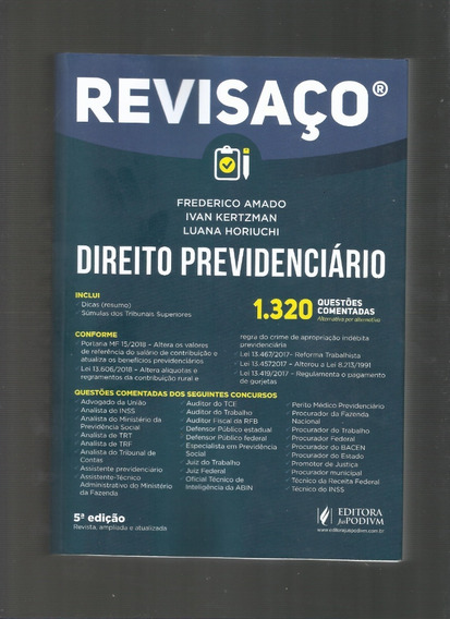 Revisaço - Direito Previdenciário