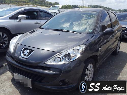 Imagem 1 de 2 de Sucata De Peugeot 207 2009 - Retirada De Peças