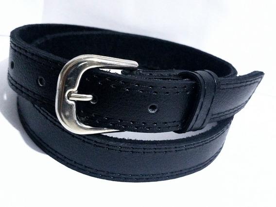 Cinturon Escolar Para Niño De Piel