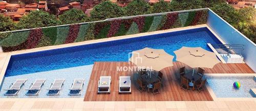 Imagem 1 de 10 de Apartamento À Venda, 56 M² Por R$ 367.000,00 - Torres Tibagy - Guarulhos/sp - Ap2739