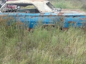 Impala Coupe 1962 Ss V8 Nafta Para Restaurar ! 1962