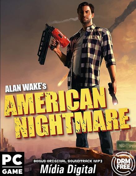 Pc Alan Wake