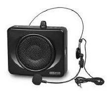 Amplificador Potenciado De Cintura Con Mic Inal Gbr Se-6689
