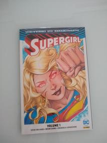 Quadrinho - Hq - Super Girl Vol. 1