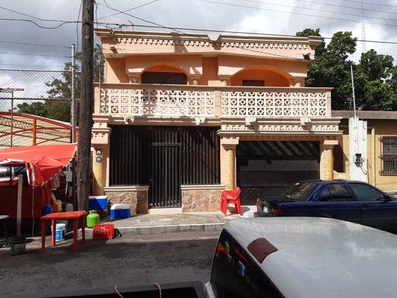 Casa Zona Centro En Matamoros, Tamaulipas 3 Recamaras