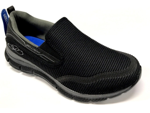Tênis Olympikus Wellness Original Slip On Palmilha Feetpad