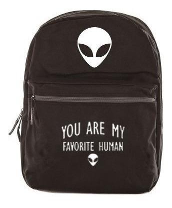Mochila Et Alien Blusa Tumblr Bolsa Escolar