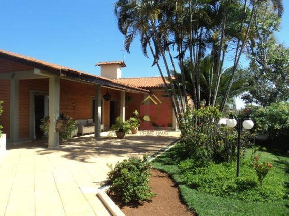 Casa Residencial À Venda, Jardim Das Palmeiras, Campinas. - Ca0055