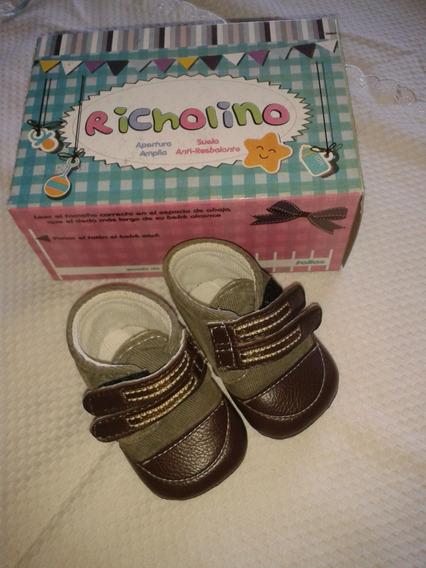 Zapato Para Bebé Varón Marca Richolino
