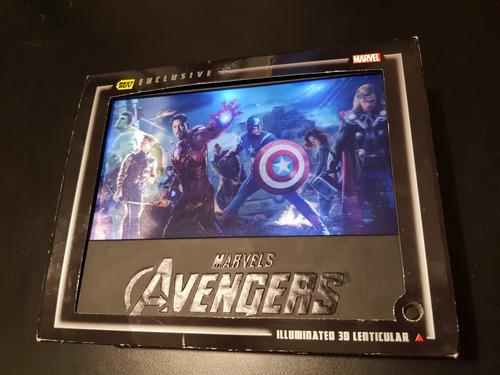 Marvel Avengers Exclusive Box Set Blu Ray