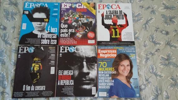 5 Revistas Época E 1 Pequenas Empresas & Grandes Negócios