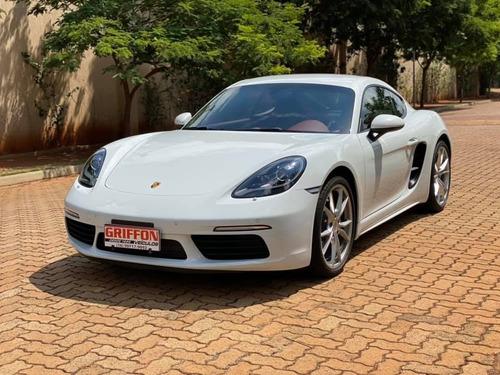 Porsche 718 Cayman 2020 Com 45 Mil Reais De Opcionais