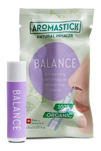 Aromastick - Inalador Nasal - Aromaterapia - Balance