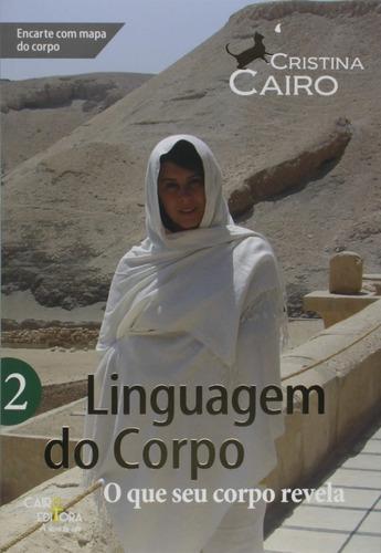 Livro Linguagem Do Corpo Vol 02 - Cristina Cairo