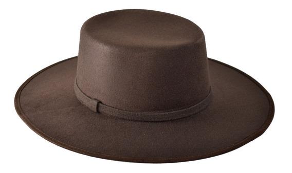 Sombrero Cordobes Unisex Hipster Vintage Dama Y Caballero