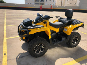 Quadriciclo Can Am 650 Outlander Max Xt 2016