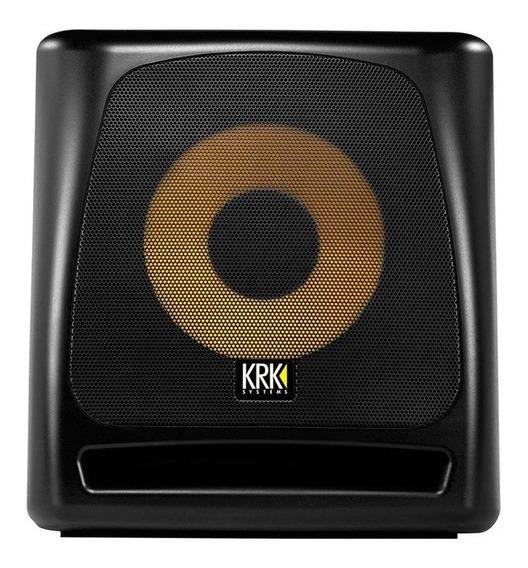 Krk 10s2-na - Subwoofer Amplificado (1pz)