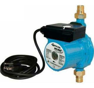 Bomba Presurizadora De Agua Para Calentador 1/6 Hp Mini Smar