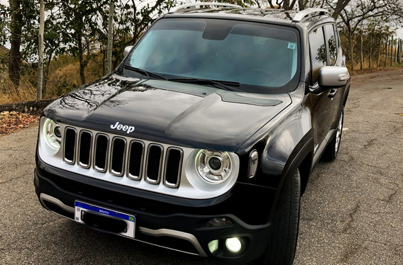 Jeep Renegade 2.0 Limited Edition 4x4 Aut. 5p 2018